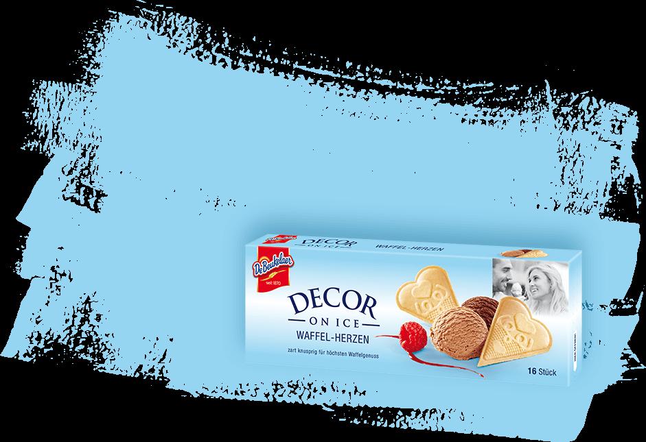 DECOR ON ICE