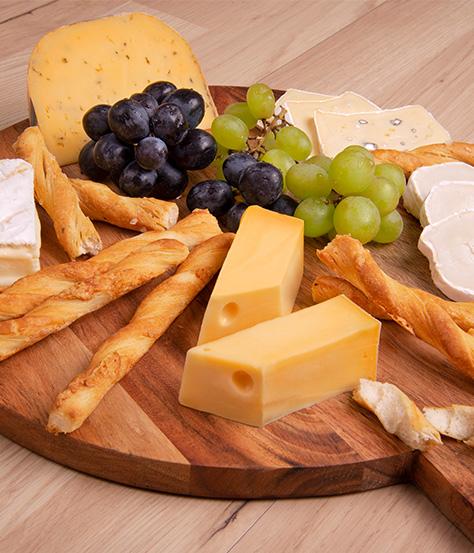 Keksmoment mit DeBeukelaer Käse mit Tourinos