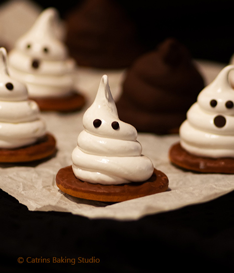 DeBeukelaer Keksmoment Keks-Geister mit Cereola zu Halloween
