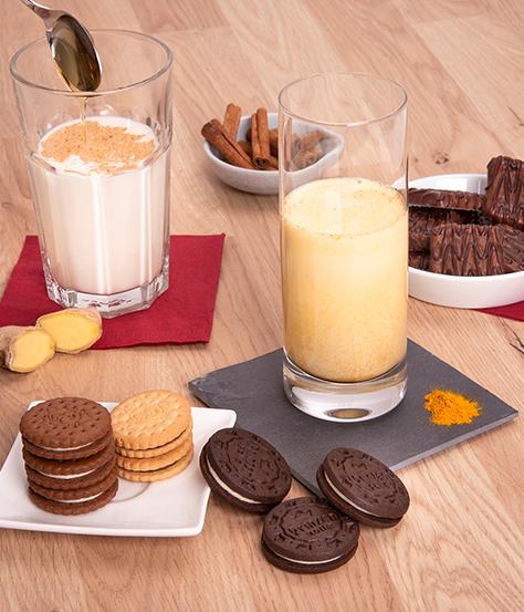 DeBeukekaler Kekse für eine Pause Pimp my Milch