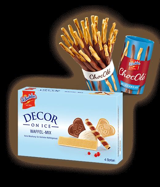 DeBeukelaer Kekse für Gäste und Feiern