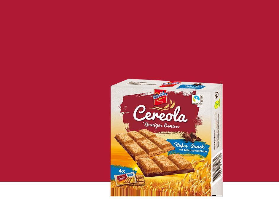 DeBeukelaer Cereola mit Fairtrade Schokolade
