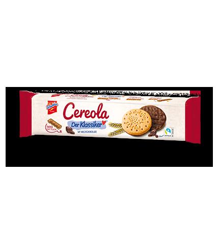 Kekse für Gäste mit DeBeukelaer Cereola Milchschokolade