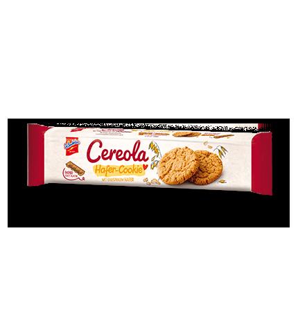 Kekse für unterwegs mit DeBeukelaer Cereola Hafer-Cookie