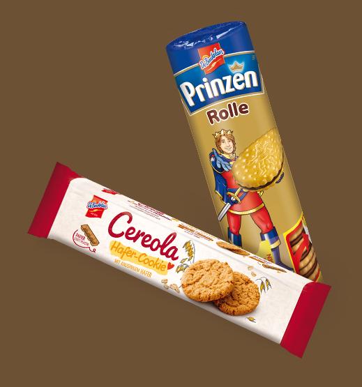 Kekse für eine Pause mit Prinzen Rolle und DeBeukelaer Cereola