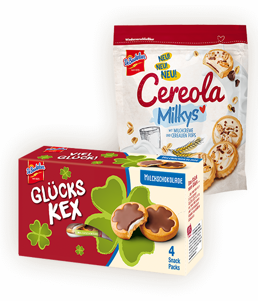 Kekse für unterwegs mit DeBeukelaer